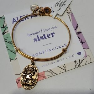 Alex and Ani Sister Because I Love you Bracelet